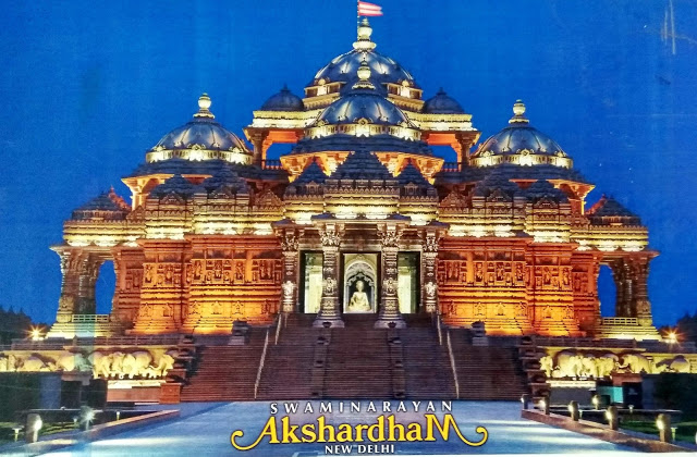 Akshardham Temple Masterpiece of Indian Culture