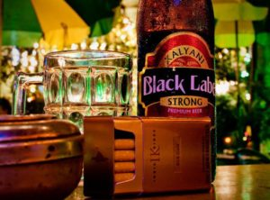 Kalyani Black Label Beer