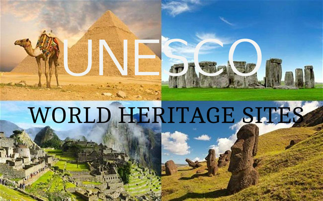 5 Must See UNESCO World Heritage Sites