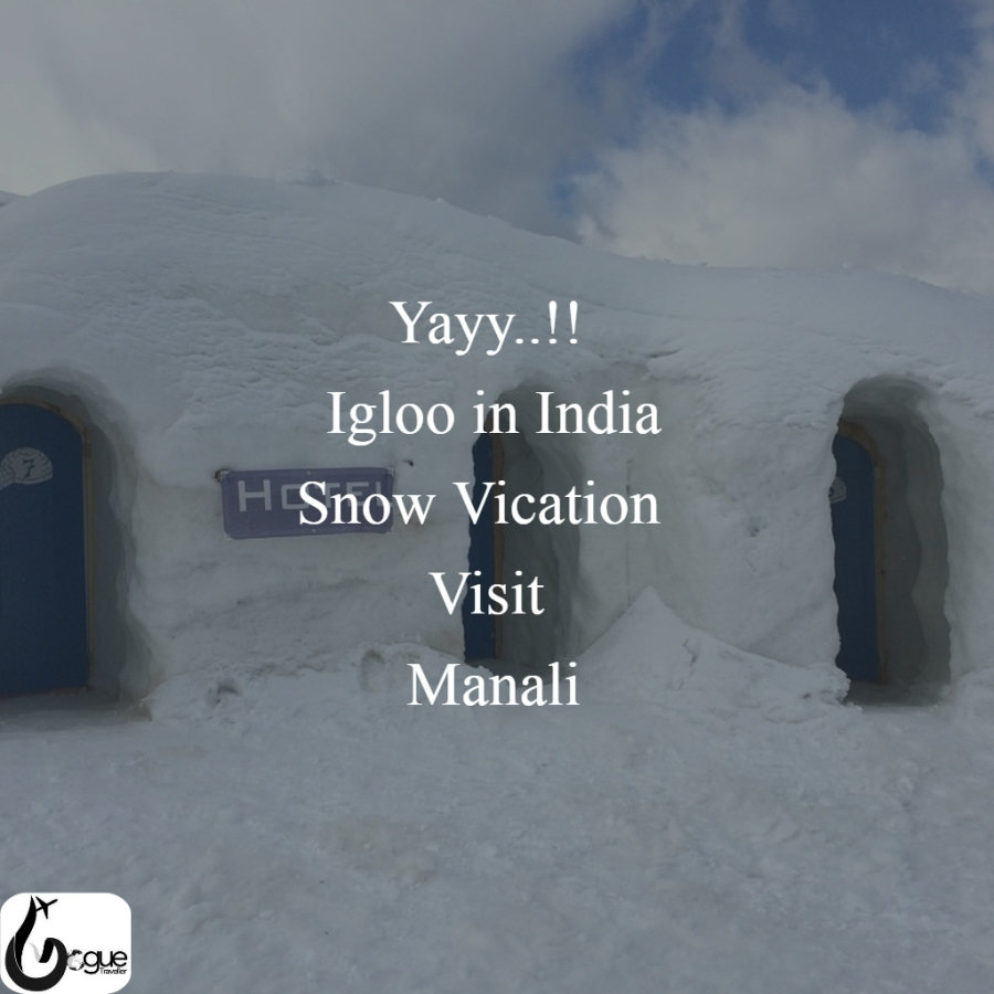 You Can Now Rent and Stay in an Igloo in Manali and Here Are All the Expense Details