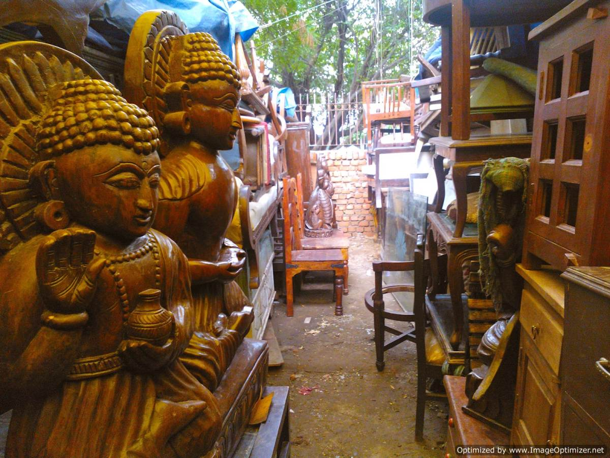 Furniture Market lajpat nagar
