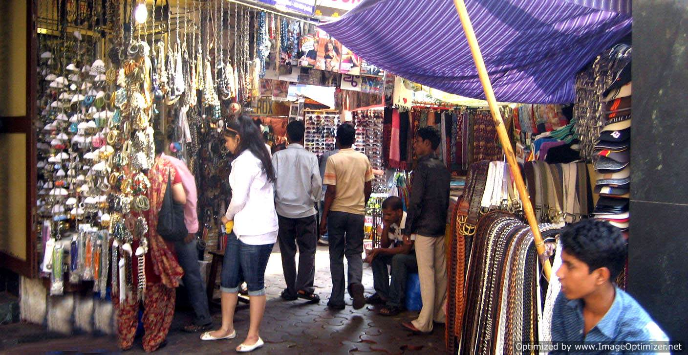 Lajpath nagar central market