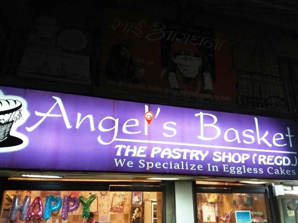 angel basket lajpat nagar