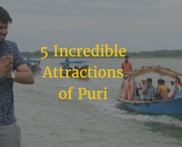 5 incredible attractions of Puri odisha