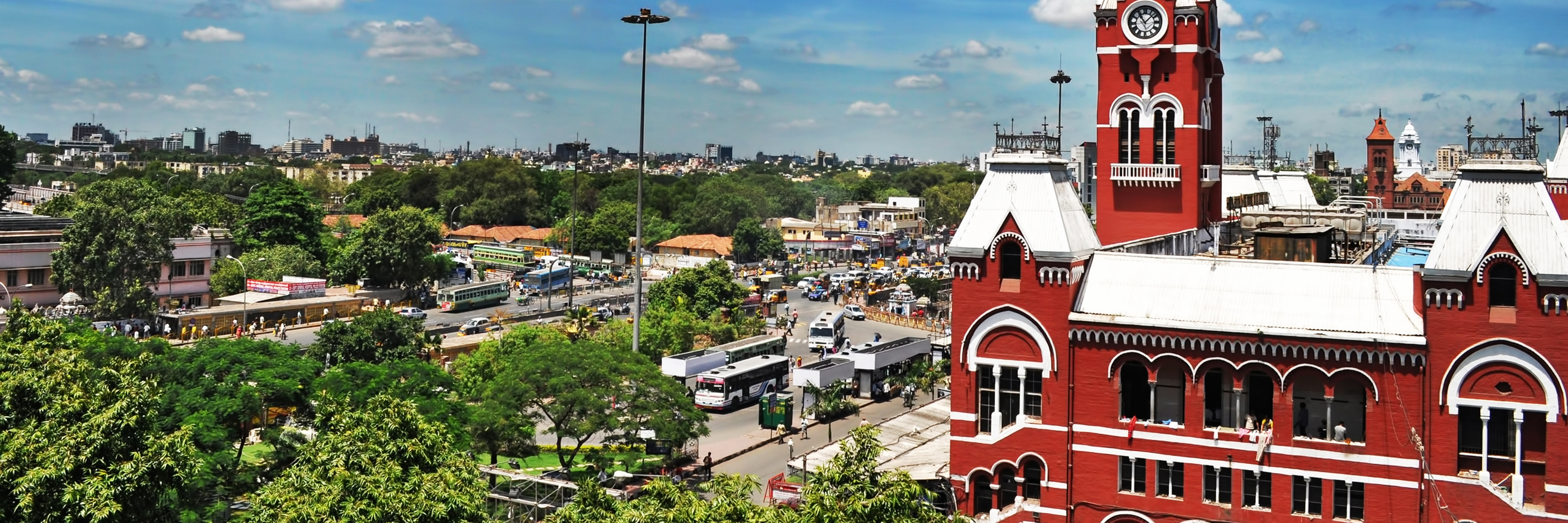 Chennai city of churches