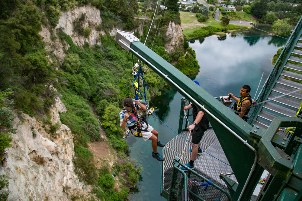 Bungee Bouncing Auckland