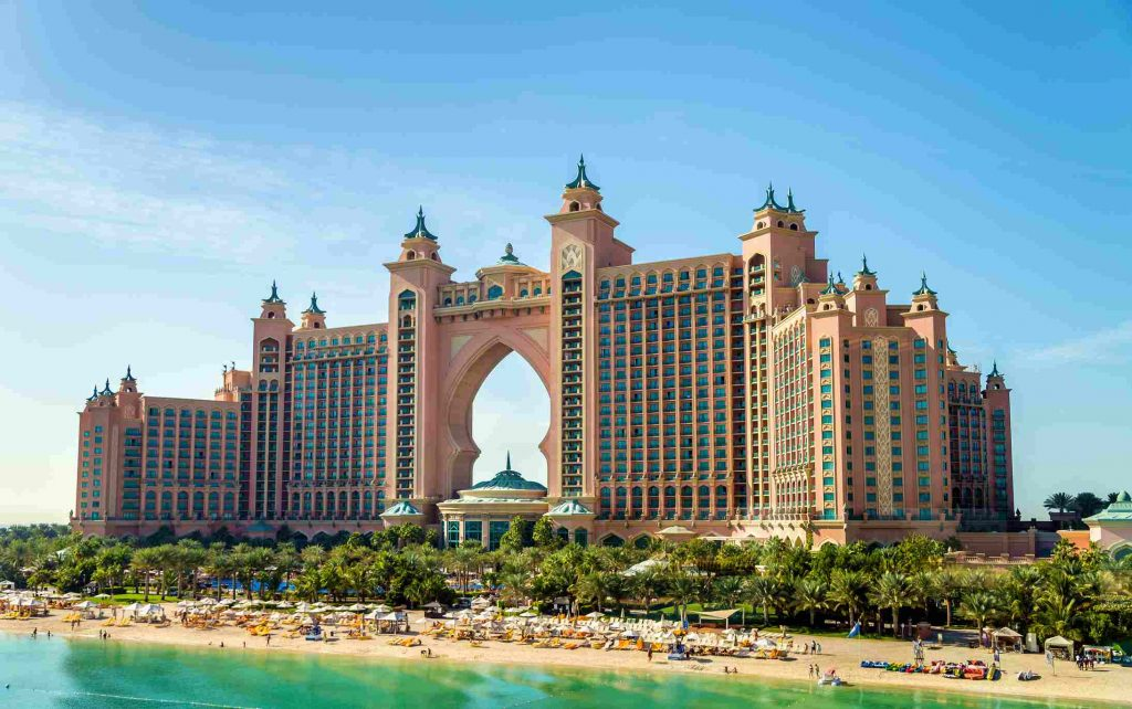 The Palm Jumeirah Vogue Traveller