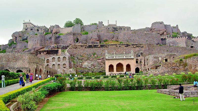 golkonda fort location; golkonda fort history in telugu; golkonda fort images; golkonda fort hyderabad