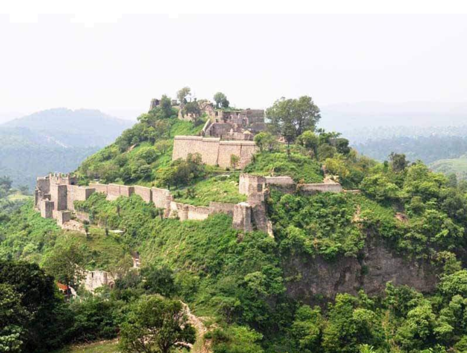 Kangra Fort, Kangra Valley; kangra fort india; kangra fort location