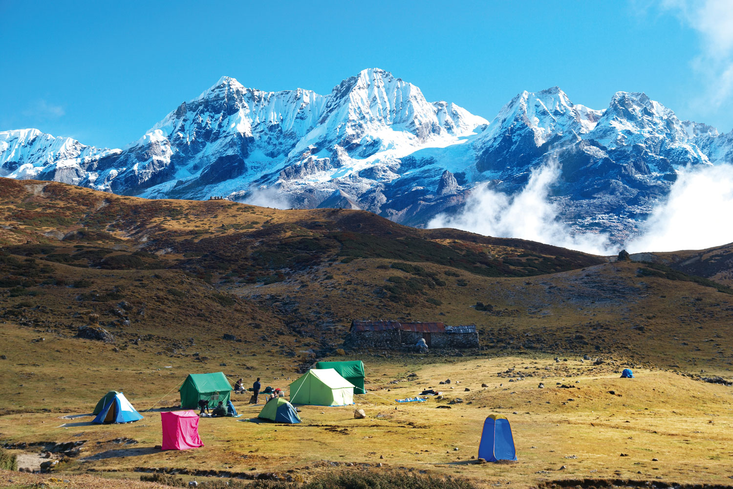A Paradise For Trekkers and Campers