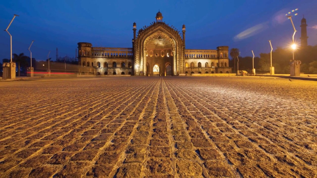 Heritage Walk of Lucknow