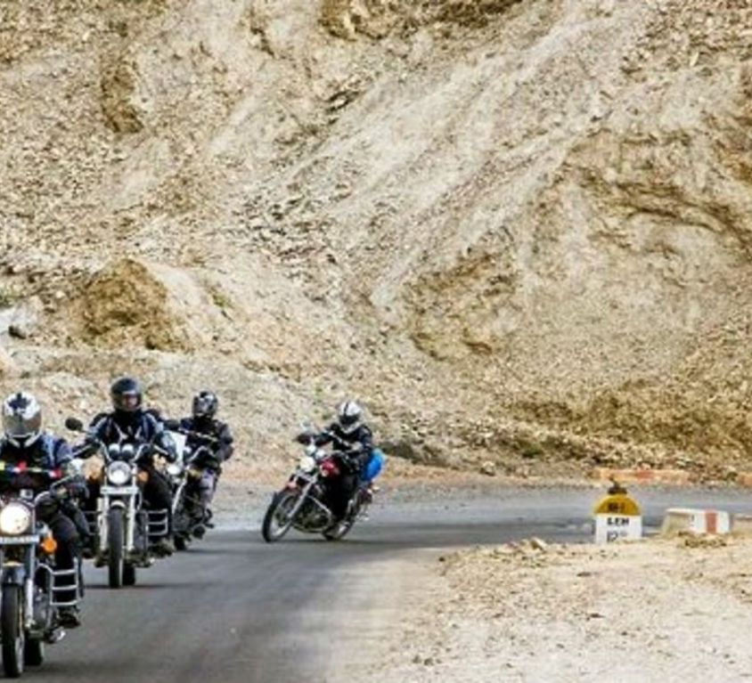 Royal Enfield Road Trip in India