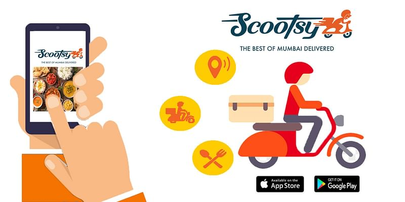Scootsy Food Ordering App