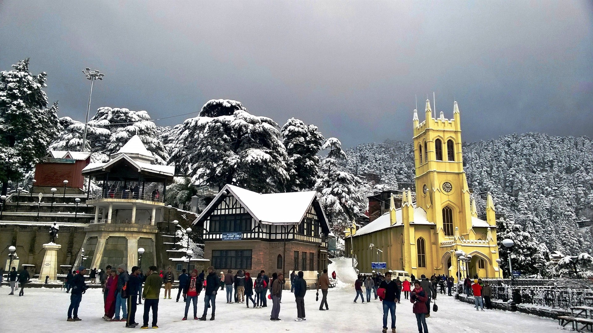 Shimla – The Queen Of Northern Hills