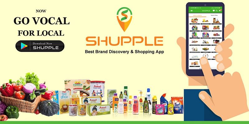 Shupple Food Ordering App