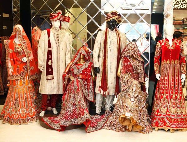 Wedding Shopping in Karol Bagh