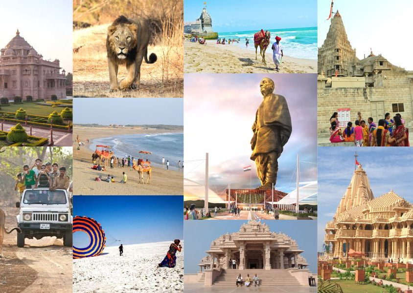 ALL ABOUT GUJARAT TOURISM