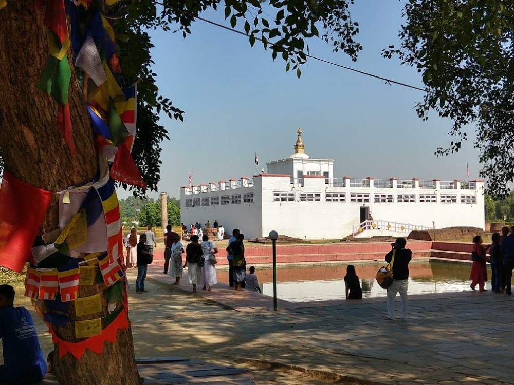 Its Home To Buddhas Birthplace