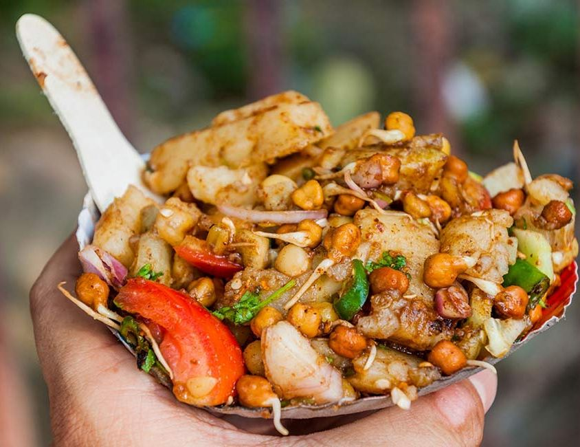 Lip Smacking Street Food of Delhi