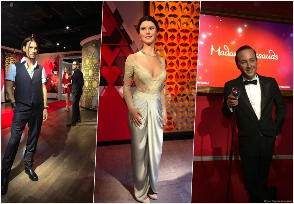 Madame Tussauds Istanbul Wax Museum
