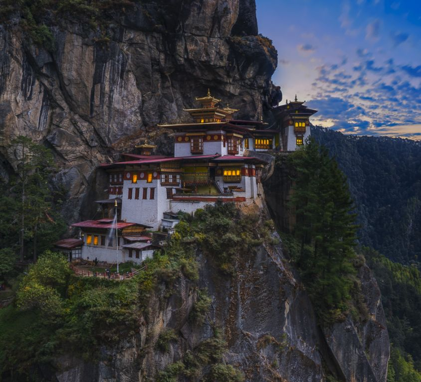The Carbon Negative Country Bhutan Travel diaries