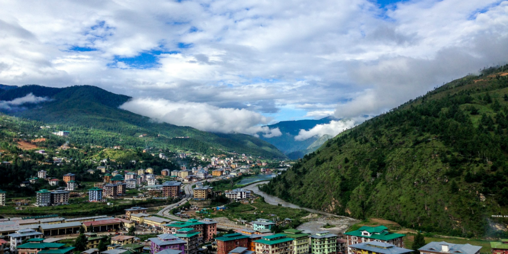 The Carbon Negative Country Bhutan